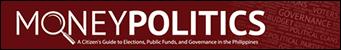 MoneyPolitics logo.